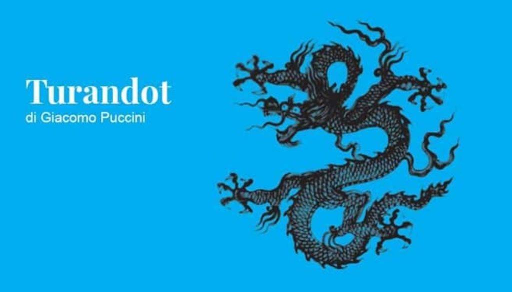 Manifesto Turandot Marche